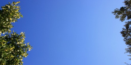 der Himmel der Toskana - Blick aus der Hängematte